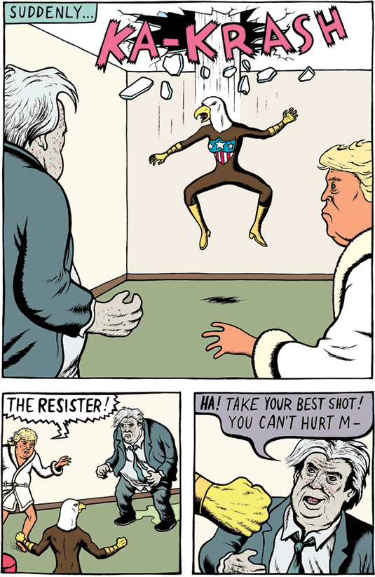 The-Resister